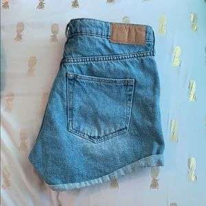 H&M Jean shorts light wash